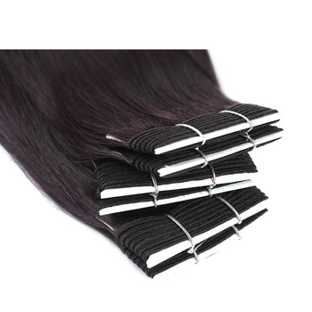 Vvwig Grape Purple Indian Straight Bundles Very Clean Weave Hair 4 Bundles 100% Unprocessed Human Hair